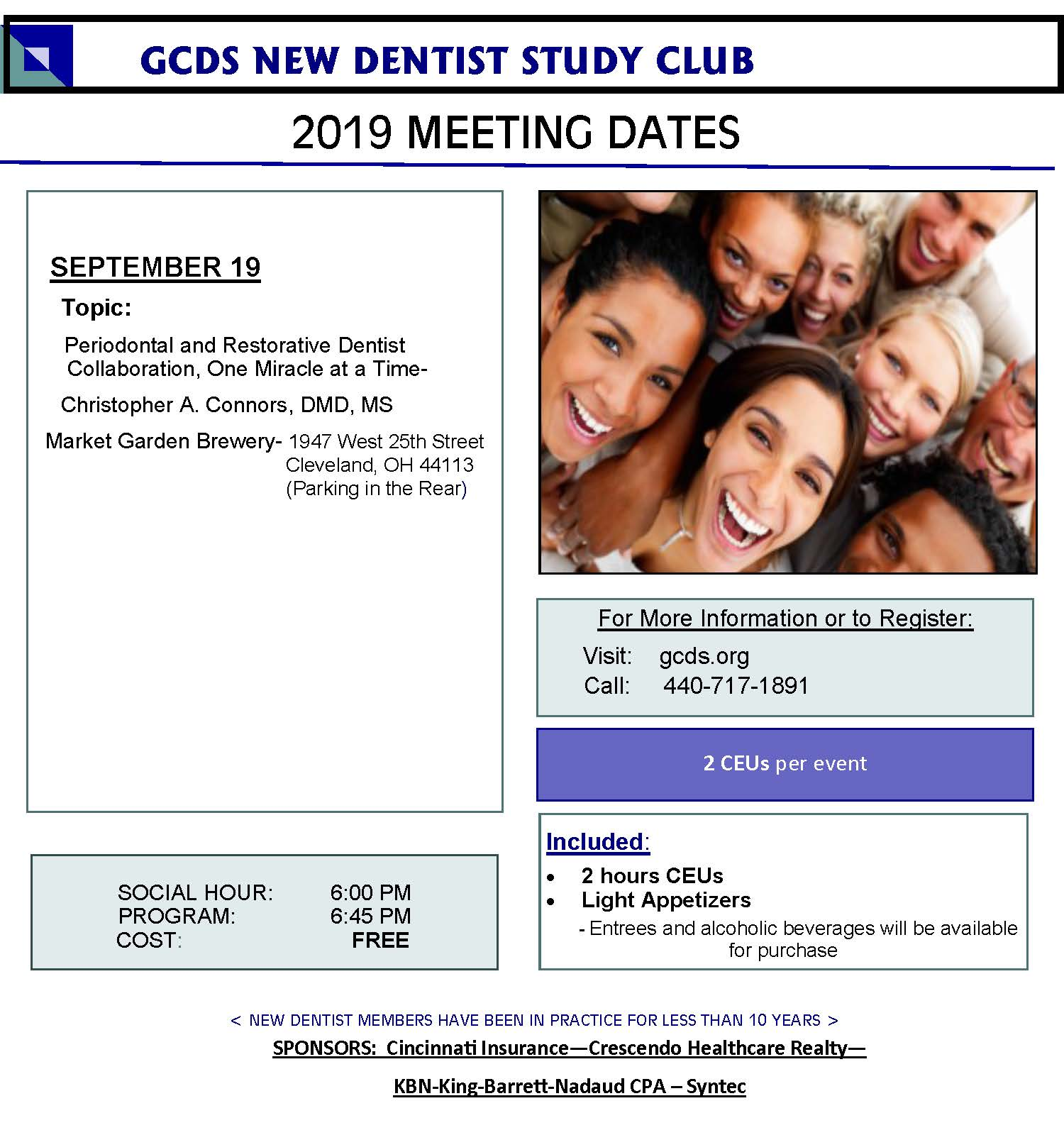New Dentist Study Club
